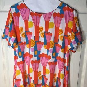 Marimekko Retro A Line dress S